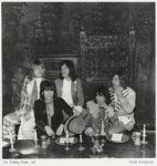 The Rolling Stones (Brian Jones; Keith Richards; Mick Jagger; Bill Wyman; Charlie Watts), by David Wedgbury, 5 December 1968 - NPG  - © National Portrait Gallery, London