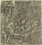 'The pope suppressed by King Henry VIII', after Unknown artist, 1570 - NPG  - © National Portrait Gallery, London
