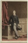 King Edward VII, by Camille Silvy, 20 June 1861 - NPG  - © National Portrait Gallery, London