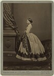 Princess Alice, Grand Duchess of Hesse, by Mayall & Co, after  John Jabez Edwin Mayall, 1890s (February 1861) - NPG  - © National Portrait Gallery, London