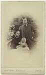 Queen Alexandra; Prince Albert Victor, Duke of Clarence and Avondale; King Edward VII, by Vernon Heath, 1864 - NPG  - © National Portrait Gallery, London