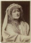 Ellen Terry as Lady Macbeth in 'Macbeth', by Window & Grove, 1888 - NPG  - © National Portrait Gallery, London