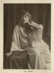 Ellen Terry as Juliet in 'Romeo and Juliet', by Window & Grove, 1882, published 1906 - NPG  - © National Portrait Gallery, London