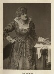 Ellen Terry as Beatrice in 'Much Ado About Nothing', by Window & Grove, 1882, published 1906 - NPG  - © National Portrait Gallery, London
