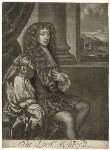 Anthony Ashley-Cooper, 2nd Earl of Shaftesbury, published by Richard Tompson, after  Sir Peter Lely, 1678-1679 - NPG  - © National Portrait Gallery, London