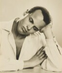 Harry Belafonte, by Dorothy Wilding, 25 February 1954 - NPG  - © National Portrait Gallery, London