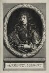 Alexander Browne, by Arnold de Jode, after  Jacob Huysmans, published 1669 - NPG  - © National Portrait Gallery, London