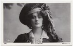Lily Brayton as Katherine in 'The Taming of the Shrew', by Rita Martin, published by  Rotary Photographic Co Ltd, 1904-1908 - NPG  - © National Portrait Gallery, London