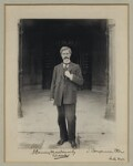 Ramsay MacDonald, by Benjamin Stone, July 1907 - NPG  - © National Portrait Gallery, London