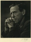 John Farleigh, by Karl Pollak, circa 1948 - NPG  - © reserved; collection National Portrait Gallery, London