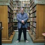 Sean O'Brien, by Madeleine Waller, 13 July 2006 - NPG  - © Madeleine Waller / National Portrait Gallery, London