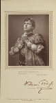 William Terriss (William Charles James Lewin) as Romeo in 'Romeo & Juliet', by Herbert Rose Barraud, published by  David Bogue, published 1 January 1885 - NPG  - © National Portrait Gallery, London