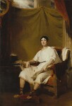 John Philip Kemble, by Sir Thomas Lawrence, 1812 - NPG  - Photographer Hugh Kelly; © Joseph Friedman Ltd; collection National Portrait Gallery, London
