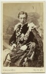 Prince Leopold, Duke of Albany, by W. & D. Downey, March 1872 - NPG  - © National Portrait Gallery, London