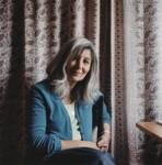 Mimi Khalvati, by Madeleine Waller, 13 April 2006 - NPG  - © Madeleine Waller / National Portrait Gallery, London