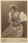 Lillie Langtry, by Henry Van der Weyde, April 1885 - NPG  - © National Portrait Gallery, London