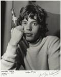 Mick Jagger, by Ian Wright, 8 October 1965 - NPG  - © Ian Wright / National Portrait Gallery, London