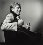 Adam Faith, by Max Adelman, 1986 - NPG  - © Max Adelman / National Portrait Gallery, London