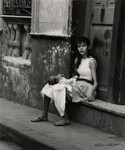 'Taking a breeze in Old Havana', by Ida Kar, 1964 - NPG  - © National Portrait Gallery, London