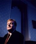 Charles Kennedy, by Geoff Wilson, 17 February 2000 - NPG  - © Geoff Wilson