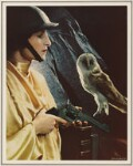 (April) Aileen Freda Balcon (née Leatherman), Lady Balcon as Minerva, by Madame Yevonde, June 1935 - NPG  - © Yevonde Portrait Archive