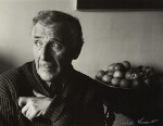 Marc Chagall, by Ida Kar, 1954 - NPG  - © National Portrait Gallery, London