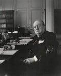 Winston Churchill, by Cecil Beaton, 1940 - NPG  - © Cecil Beaton Studio Archive, Sotheby's London