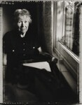 Penelope Mary Fitzgerald (née Knox), by Jillian Edelstein, July 1999 - NPG  - © Jillian Edelstein / Camera Press