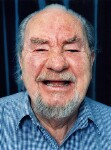 Leo McKern, by Polly Borland, September 1999 - NPG  - © Polly Borland