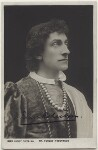 Sir Johnston Forbes-Robertson as Romeo in 'Romeo & Juliet', by Hayman Seleg Mendelssohn, published by  Rotary Photographic Co Ltd, published 1900s (1895) - NPG  - © National Portrait Gallery, London