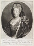 Princess Sophia, Electress of Hanover, by and published by John Smith, possibly after  Friedrich Wilhelm Weidemann, 1706 - NPG  - © National Portrait Gallery, London