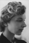 Rosamond Nina Lehmann, by Howard Coster, 1930s - NPG  - © National Portrait Gallery, London