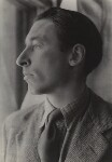 (Frederick) Louis MacNeice, by Howard Coster, 1942 - NPG  - © National Portrait Gallery, London