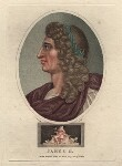 King James II, by John Chapman, published by  John Wilkes, published 1 July 1804 - NPG  - © National Portrait Gallery, London