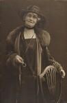 Emmeline Pankhurst, by (Mary) Olive Edis (Mrs Galsworthy), 1920s - NPG  - © National Portrait Gallery, London