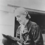 Virginia Woolf, by Barbara Strachey (Hultin, later Halpern), 1938 - NPG  - © National Portrait Gallery, London