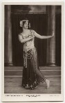 Maud Allan as Salome in 'The Vision of Salome', by Foulsham & Banfield, circa 1908 - NPG  - © National Portrait Gallery, London