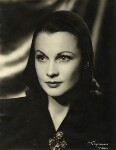 Vivien Leigh, by Vivienne, 1945 - NPG  - © reserved; collection National Portrait Gallery, London