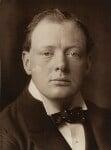 Winston Churchill, by George Charles Beresford, 1903 - NPG  - © National Portrait Gallery, London