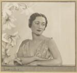 Wallis, Duchess of Windsor, by Dorothy Wilding, 1935 - NPG  - © William Hustler and Georgina Hustler / National Portrait Gallery, London