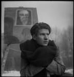 Lucian Freud, by Francis Goodman, circa 1945 - NPG  - © National Portrait Gallery, London