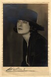 Harriet Cohen, by Malcolm Arbuthnot, early 1920s - NPG  - © estate of Malcolm Arbuthnot