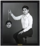 Shami Chakrabarti, by Gillian Wearing, 2011 - NPG  - © National Portrait Gallery, London