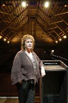 Dame Carol Ann Duffy, by Peter Everard Smith, August 2005 - NPG  - © Peter Everard Smith