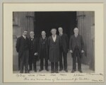 'The Six Members of Parliament for Dublin', by Sir (John) Benjamin Stone, May 1911 - NPG  - © National Portrait Gallery, London