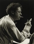 Dylan Thomas, by Rollie McKenna, May 1953 - NPG  - © Rosalie Thorne McKenna Foundation; Courtesy Center for Creative Photography, University of Arizona Foundation