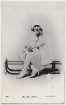 Dorothy Ward, by Fielding of Leeds, 1910s - NPG  - © National Portrait Gallery, London
