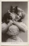 Gladys Violet Archbutt, by Bassano Ltd, published by  Rotary Photographic Co Ltd, 1900s - NPG  - © National Portrait Gallery, London