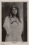 Nora Kerin as Juliet in 'Romeo and Juliet', by Bassano Ltd, published by  Rotary Photographic Co Ltd, 1908 - NPG  - © National Portrait Gallery, London
