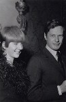Cilla Black; Brian Epstein, by Unknown photographer, 1960s - NPG  - © reserved; National Portrait Gallery, London